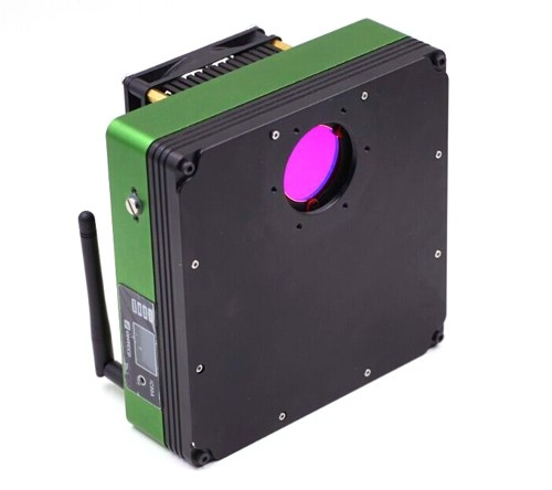 QHY90A mono camera with Filter Wheel and OAG