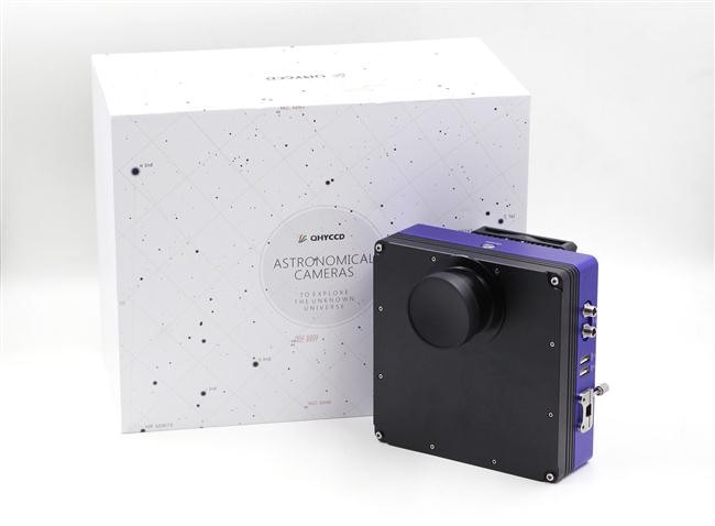 QHY16200A Mono Camera, with Filter Wheel and OAG