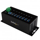 7-Port Industrial USB 3.0 Hub with ESD Protection